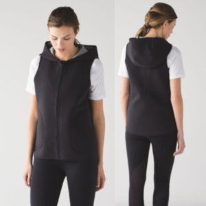 Lululemon Insculpt Reversible Hooded Vest